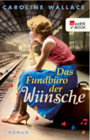 The Finding of Martha Lost by Caroline Wallace - Second German edition